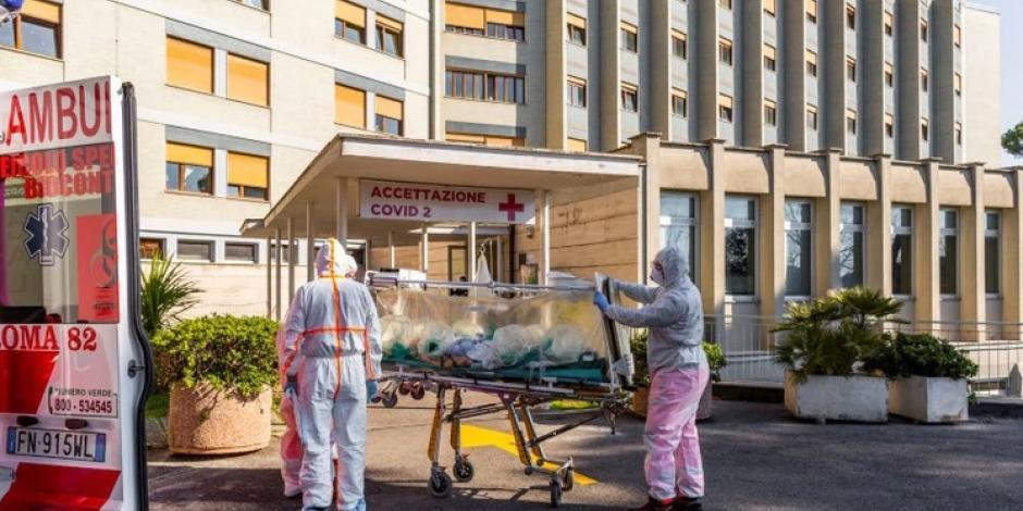 La cifra de fallecidos en Italia por COVID-19 sube a 7,503