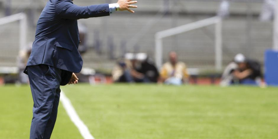 "Turco dice que Rayados ""busca la excelencia"""