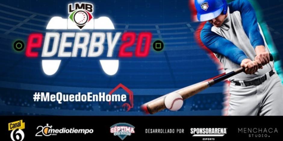 Liga Mexicana de Beisbol anuncia competencia virtual