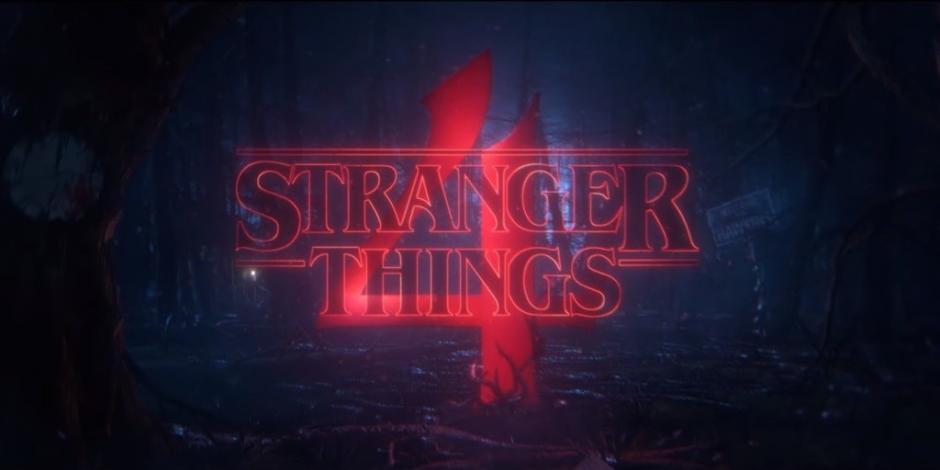 """Cuarta temporada de """"Stranger Things"""" ya tiene trailer; incluye una gran sorpresa"""
