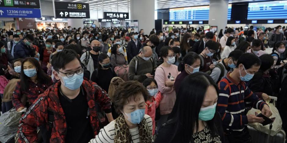 Número de muertos por coronavirus en China asciende ya a 25