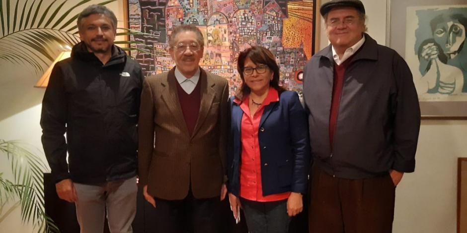 Nombran a Martha Ávila coordinadora de Morena en Congreso de CDMX