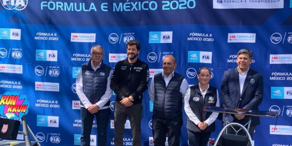 La continuidad de la Fórmula E en México peligra para 2021