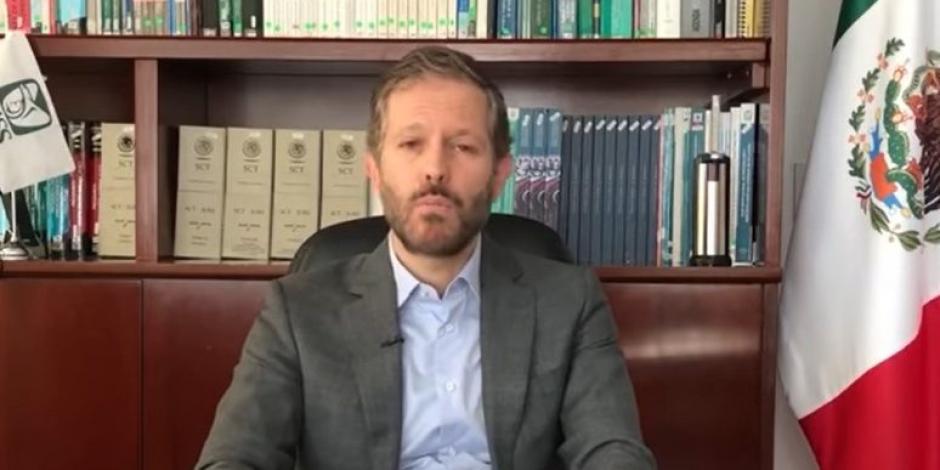 Director jurídico del IMSS da positivo a COVID-19