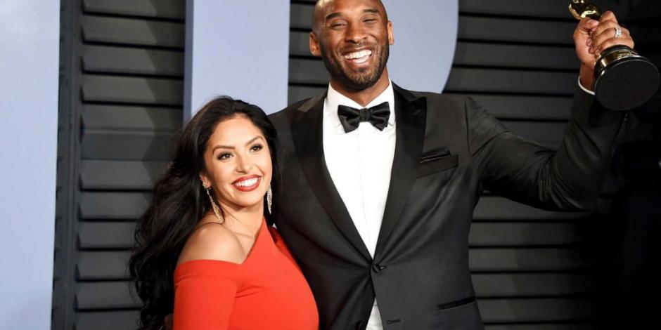 Vanessa Bryant descubre carta que Kobe le escribió por su cumpleaños