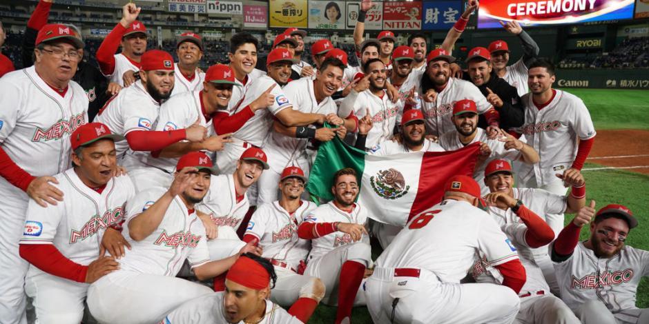 Tri de beisbol se coloca quinto en ranking mundial rumbo a Tokio 2020