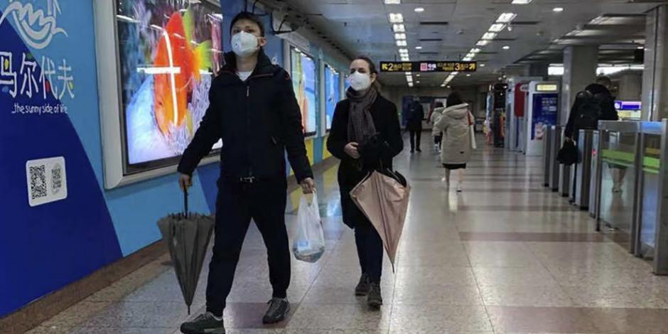 Coronavirus aumenta capacidad de propagación, advierten autoridades chinas