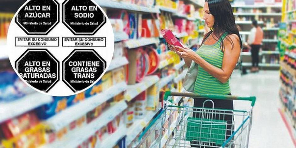 Etiquetado frontal de México, uno de los mejores del mundo: UNICEF