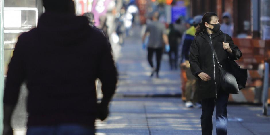 Nueva York registra ligera reducción de muertes por COVID-19