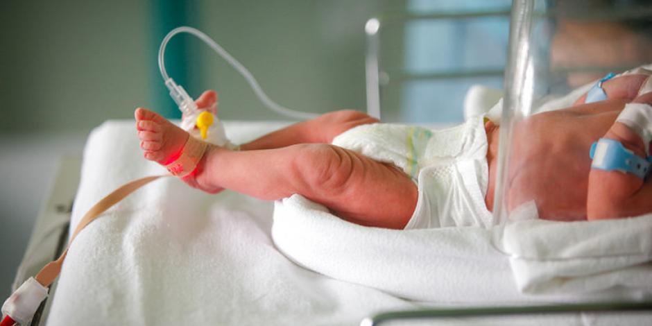 Primer bebé del 2020 nació en el Hospital de La Raza
