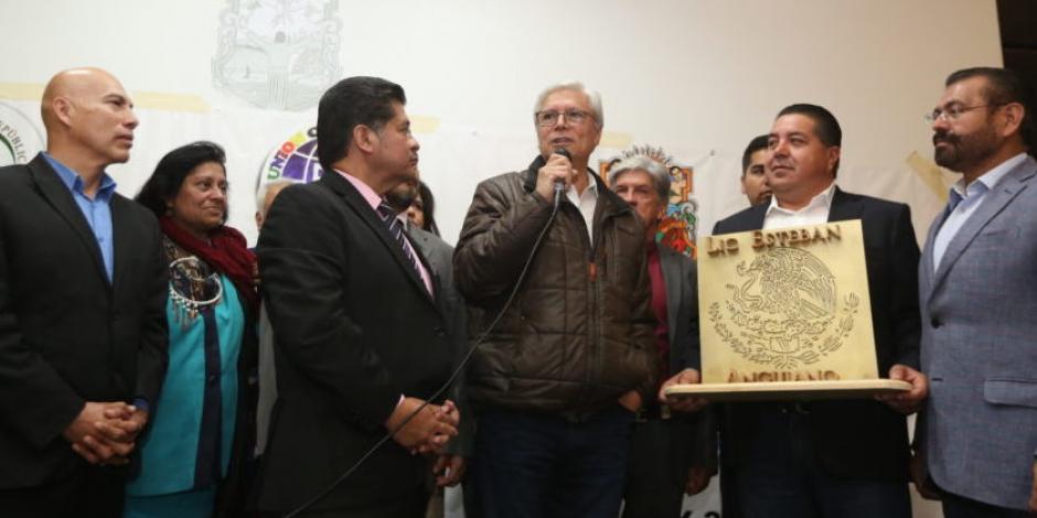 """Participa Jaime Bonilla en foro binacional """"Migración y Cooperativismo"""""""