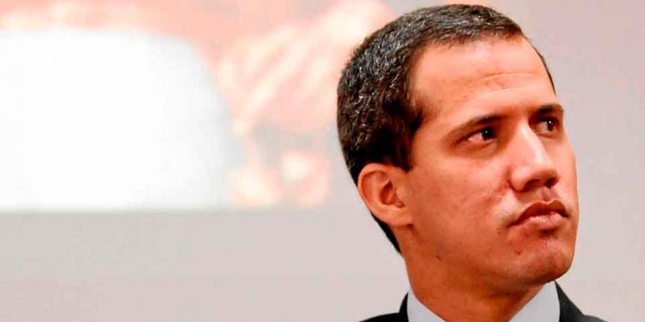 UE aún reconoce a Guaidó como líder parlamentario
