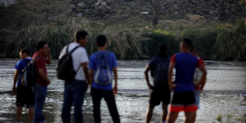 Hondureños no pasaron; se les sumarán salvadoreños