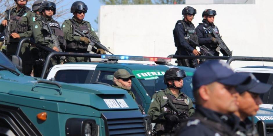 Veracruz y Puebla coordinan vigilancia en tramo carretero Maltrata-Esperanza