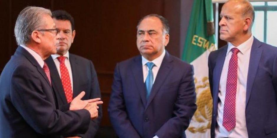 Guerrero signa adhesión al Insabi