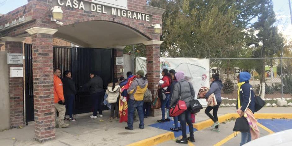 Acusan desatención a salud de migrantes