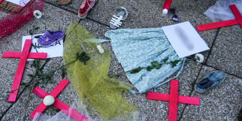 Feminicidio de niñas, en aumento; en el último año, 98 casos