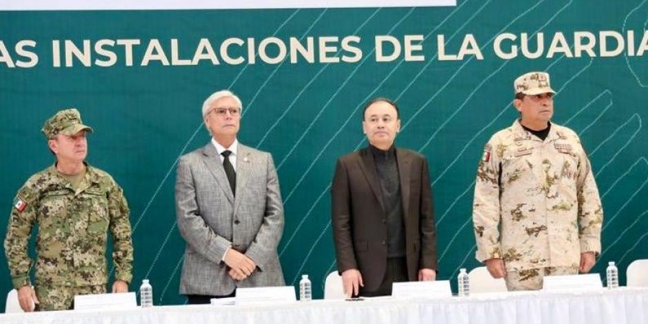 Gobernadores, responsables de seguridad de estados: Jaime Bonilla