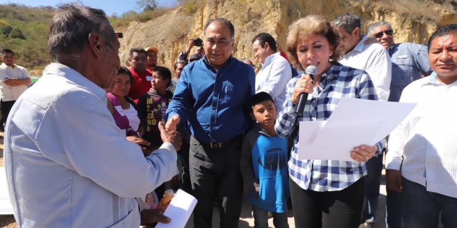 Gobierno de Guerrero inaugura puente