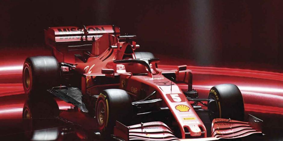 Ferrari presenta el SF1000 en honor a su trayectoria en F1