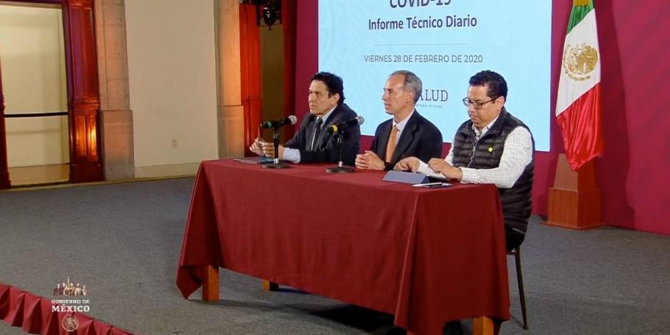 Coronavirus, en fase inicial de transmisión, no es una emergencia nacional: López-Gatell