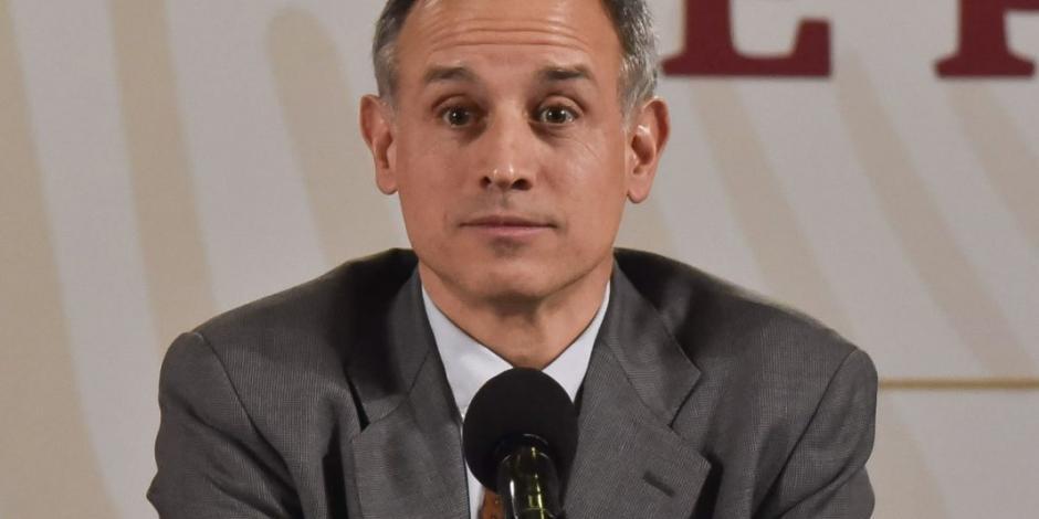 Liga López-Gatell a Narro con abandono de 307 hospitales