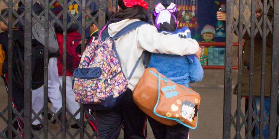 Por miedo al coronavirus, aíslan a directora de escuela primaria en Morelos