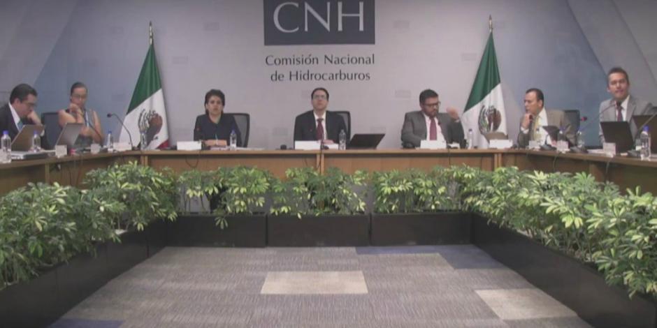 CNH reconoce que campo Zama es compartido entre Pemex y Talos Energy