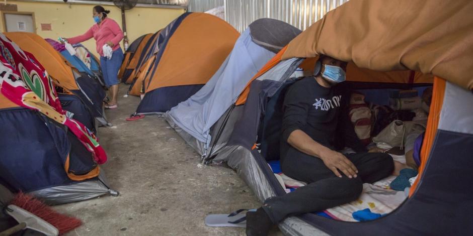 ONU y Amnistía reprochan vacío de atención a migrantes ante pandemia