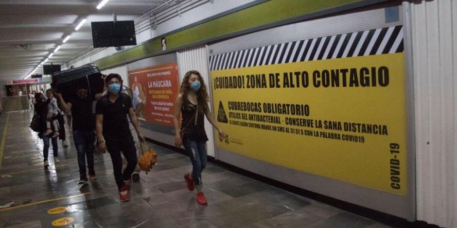 UNAM crea app para ubicar zonas de mayor riesgo por COVID-19