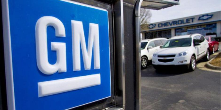 General Motors despedirá a mil 500 empleados en Tailandia