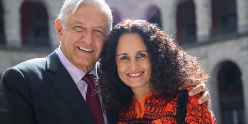 AMLO envía a Susana Harp a Oaxaca para coordinar esfuerzos contra COVID-19