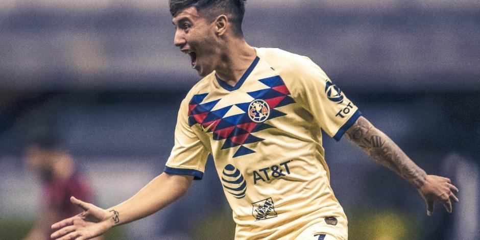 Con este golazo de Leo Suárez, el América derrota al Atlanta United (VIDEO)