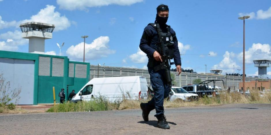 Designan nuevo director tras fuga de presos de penal en Zacatecas