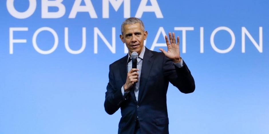 Obama califica como un