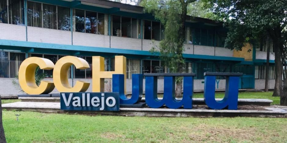 Tras 2 días de paro, CCH Vallejo reanuda clases mañana viernes