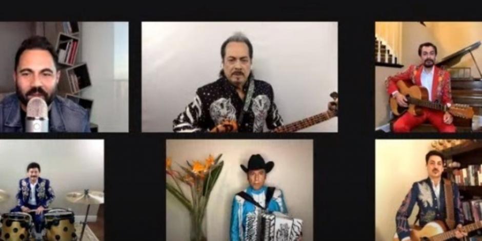 Disfruta EN VIVO del concierto benéfico Altísimo Live! Fest (VIDEO)