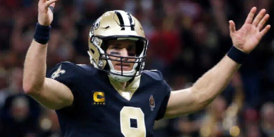Drew Brees anuncia su regreso a la NFL para 2020