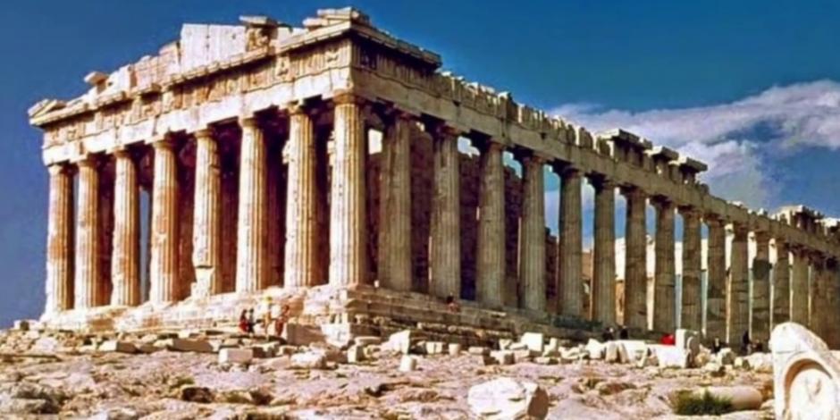 La Acrópolis de Atenas prepara desconfinamiento y reabrirá el 18 de mayo