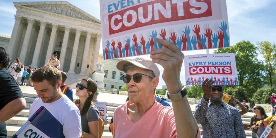 Magnate ordena dar al Censo datos de ilegales