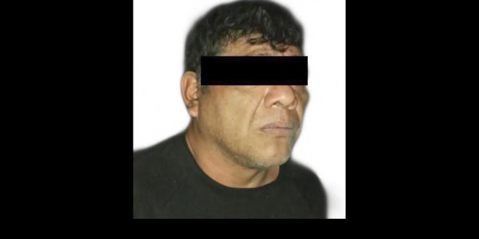 Captura SSP de Veracruz a presunto responsable de secuestro de político