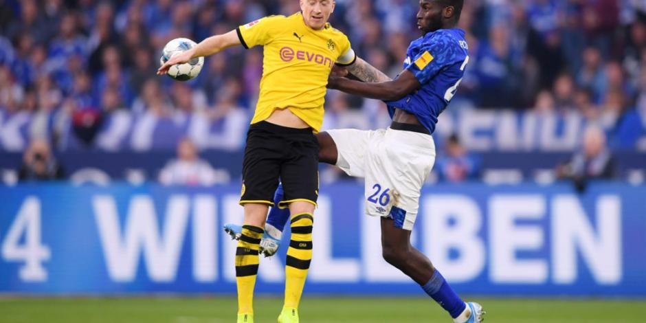 BORUSSIA DORTMUND vs SCHALKE 04: Dónde ver, Jornada 26 Bundesliga