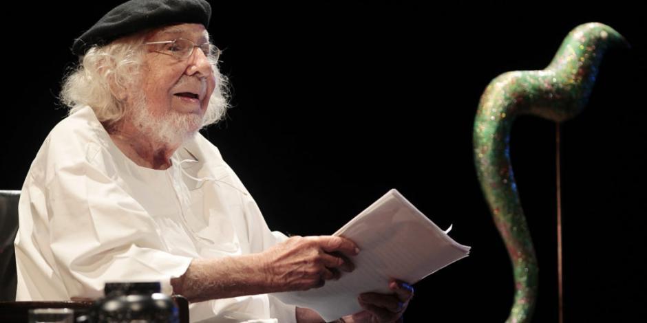 Adiós, Ernesto Cardenal, sacerdote y poeta revolucionario