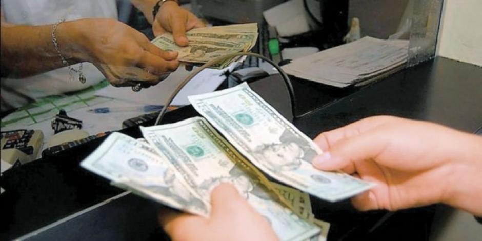 Remesas llegan a máximo histórico de 36 mmdd