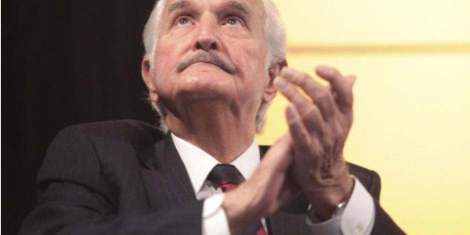 5 libros para recordar a Carlos Fuentes a ocho años de su muerte