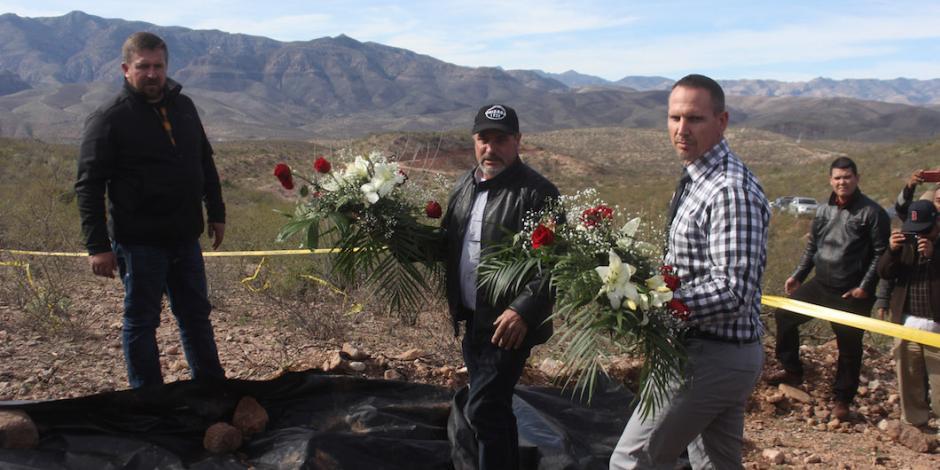 """""""Pido que la masacre no defina a esta comunidad"""": Margaret Langford"""