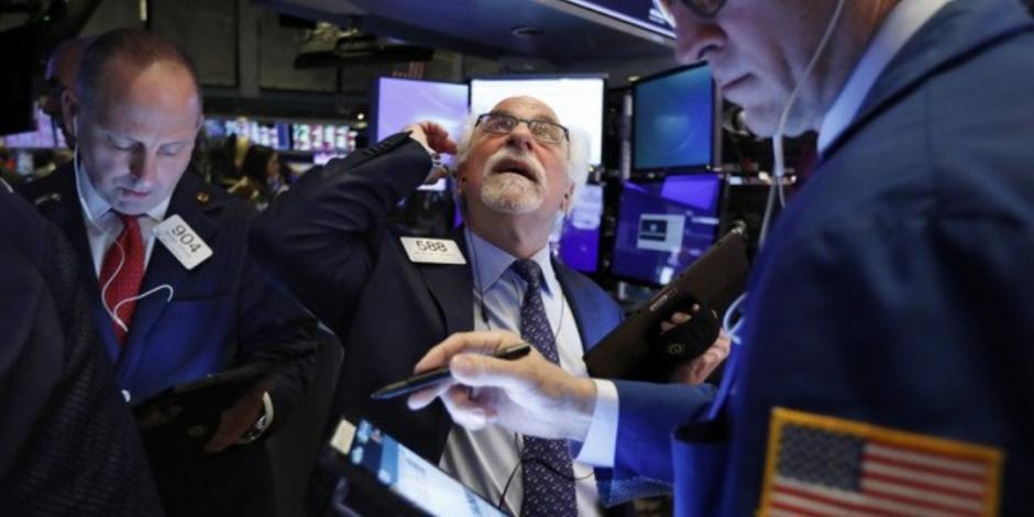 Wall Street cierra en terreno positivo pese a tensiones entre EU y China