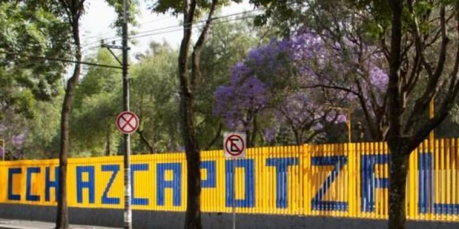 Encapuchados agreden a alumna en baño del CCH Azcapotzalco