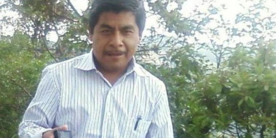 Hallan restos de Daniel Esteban González, exedil de Cochoapa el Grande