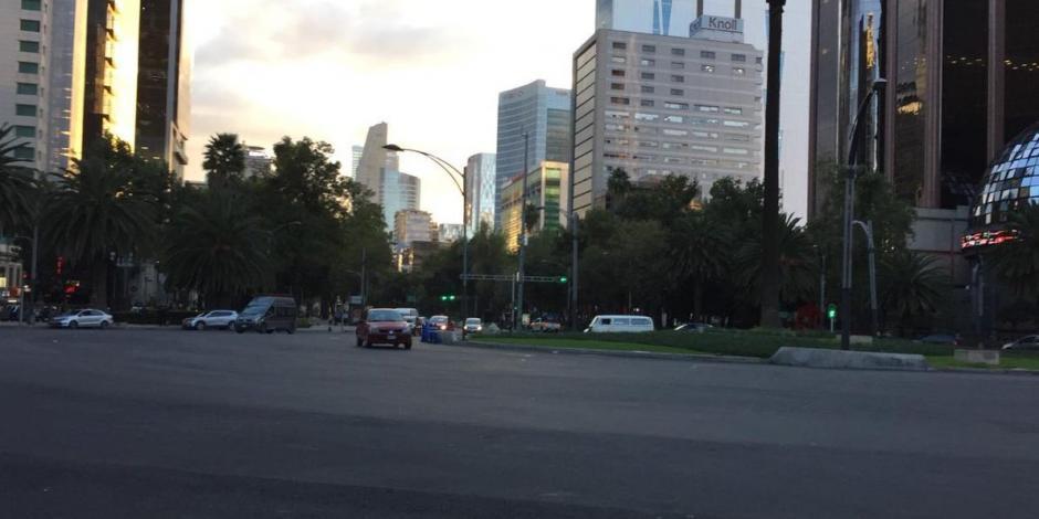 Por virus, facilitan permisos a 17 construcciones en Reforma
